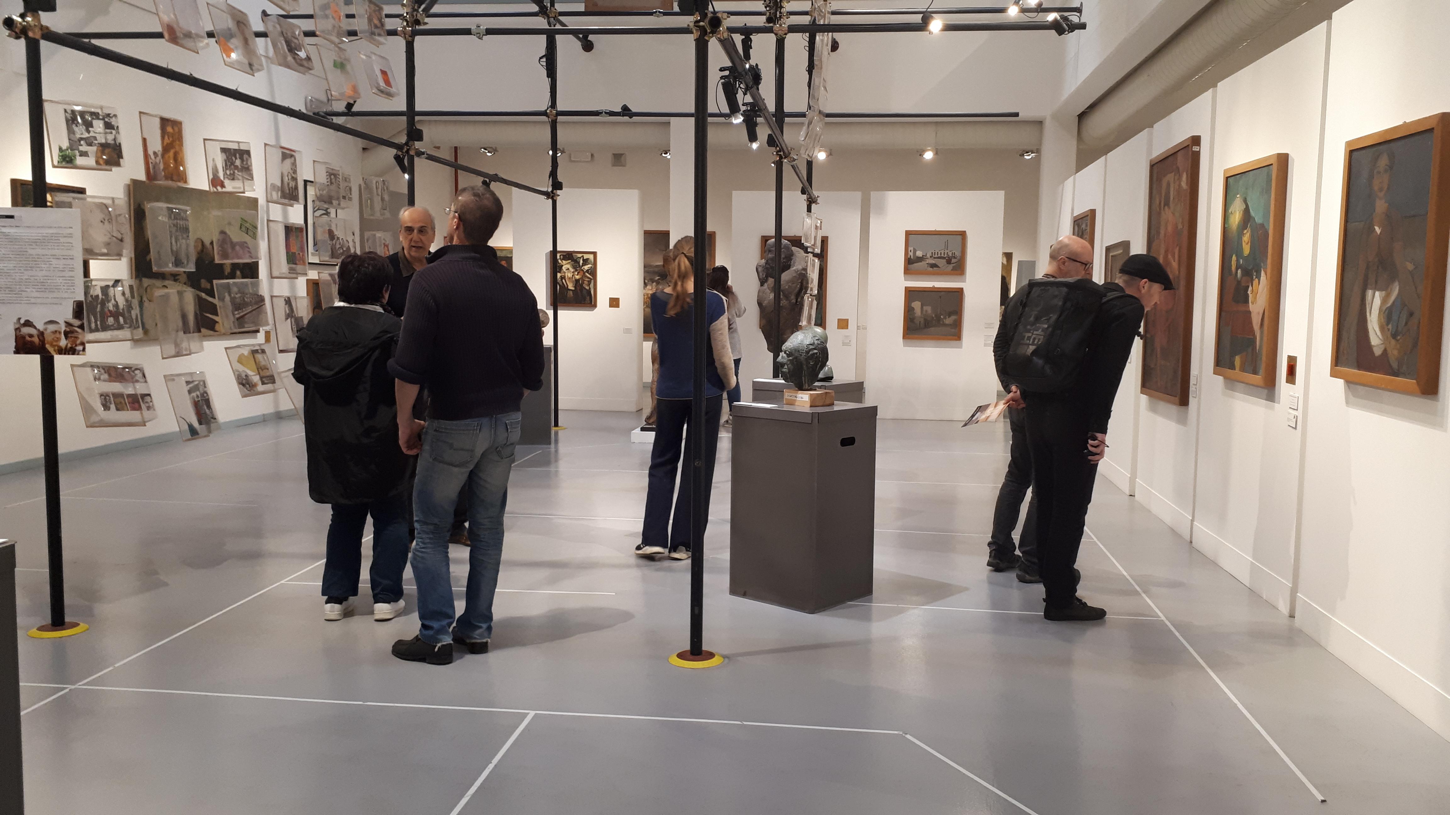 Galleria del Premio Suzzara
